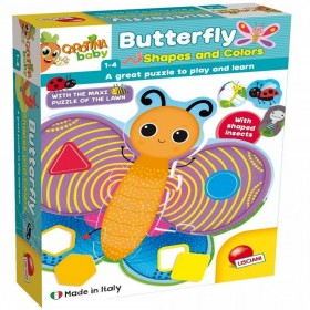 BUTTERFLY SHAPES AND COLOURS AROTINA BAB